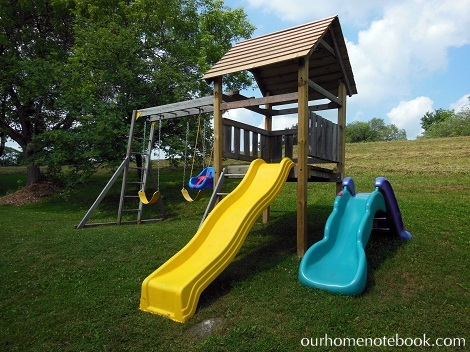 A Playset For The Kids