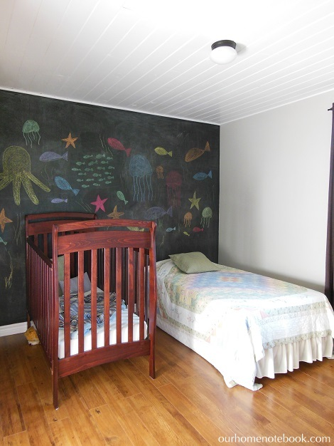 Kids Room Redo: Painting