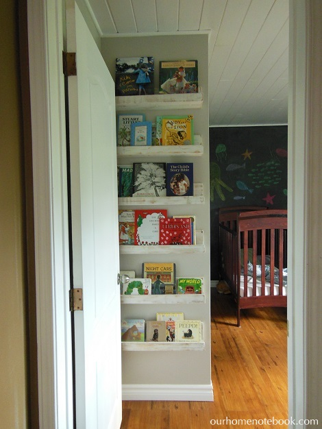 Picture Book Shelves