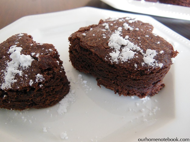best brownie hearts recipe