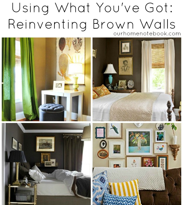 Using What You've Got: Reinventing Brown Walls