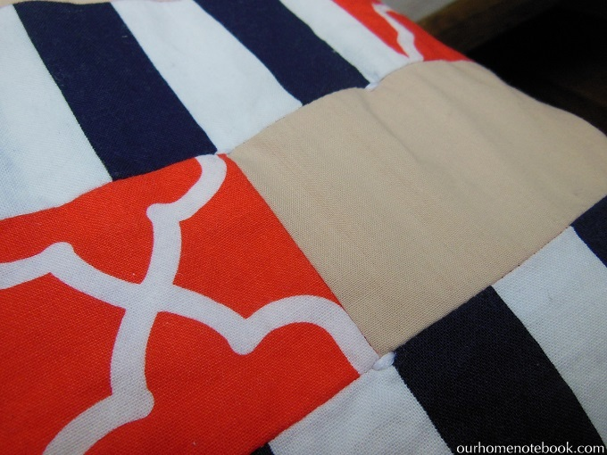 How To Baste And Tack A Quilt
